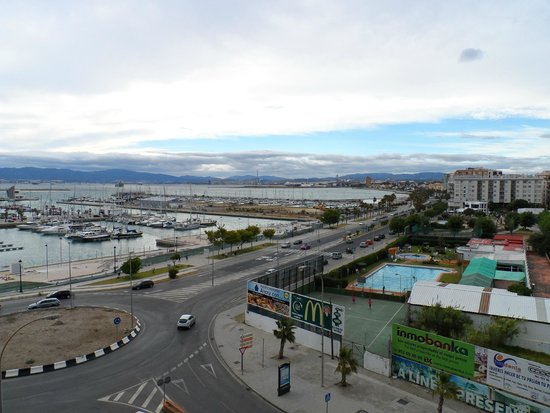 Ohtels Campo de Gibraltar: View from balcony