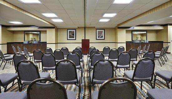 Hampton Inn Silver Spring: Meeting Rooms