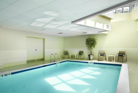 Hampton Inn Silver Spring: Indoor Pool