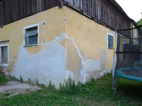 "Gaudihof Kaltenbrunner: Fasada frontowa "" hotelu """