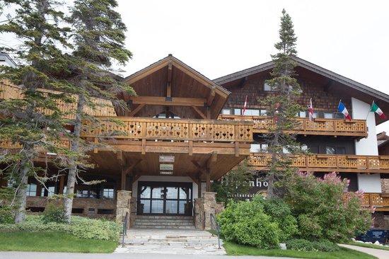 Alpenhof Lodge : The Alpenhof Hotel