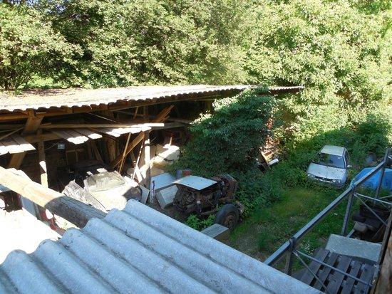 Gaudihof Kaltenbrunner: Inny widok z pokoju na atrakcje okolicy