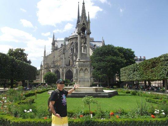 PARISCityVISION: Catedral de Notre Dame