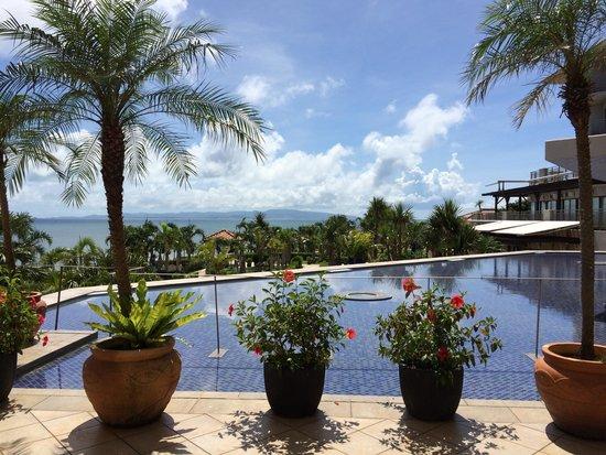 Grandvrio Resort Ishigakijima Grandvrio Garden: ロビーからの景色です!