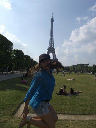 PARISCityVISION: Torre Eifel