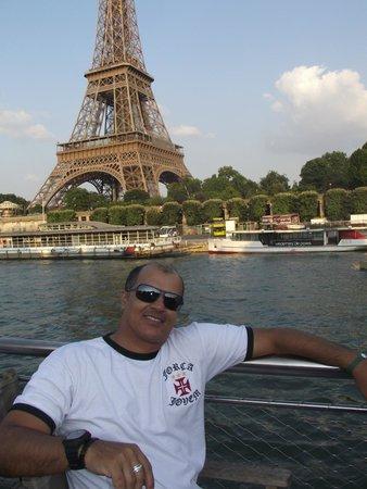 PARISCityVISION: As Margens do Rio Sena