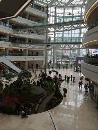 Times Square Mall : Nice place to go for shopping