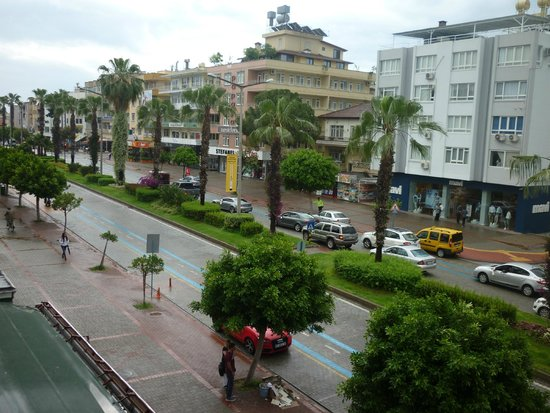 Diamore: Вид с балкона