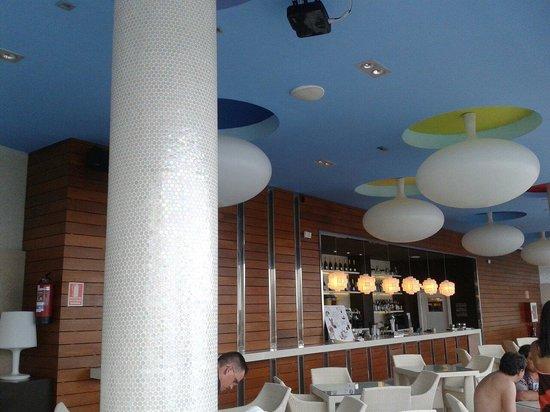 Gran Hotel Sol y Mar: Beach club