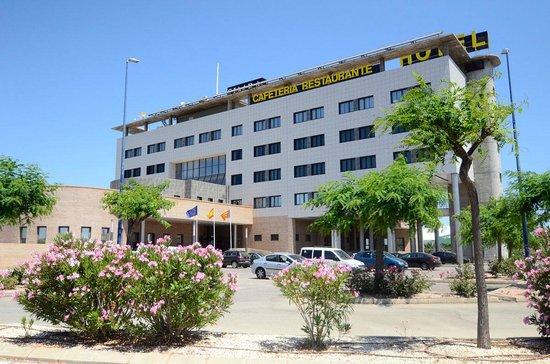 Hotel Louty Simba: Vista exterior