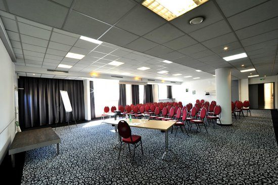 Hotel Royal Mirabeau by HappyCulture : Salle séminaire