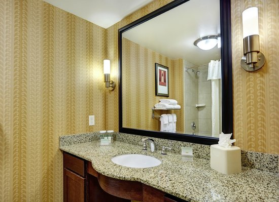 Homewood Suites Silver Spring: Bathroom