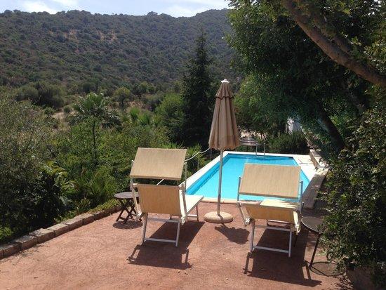 Residenza Rio Molas: Pool