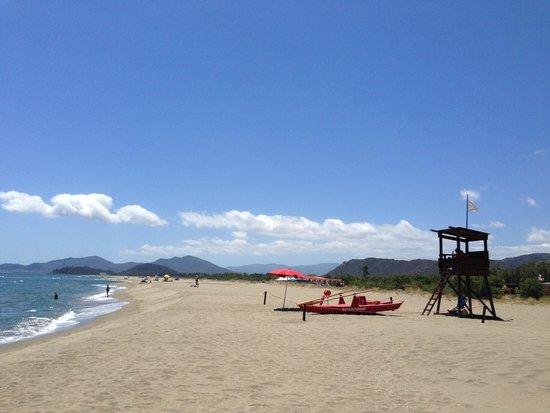Residenza Rio Molas: San Giovanni Beach