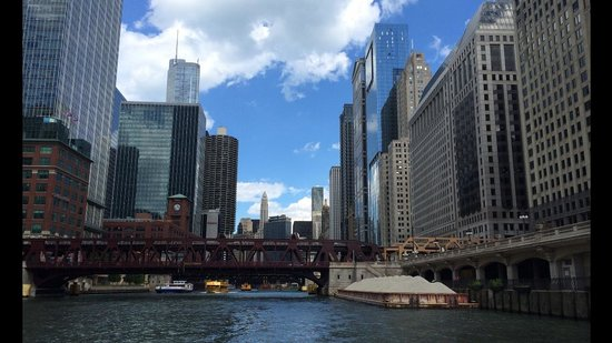 Chicago's First Lady Cruises: Cityview