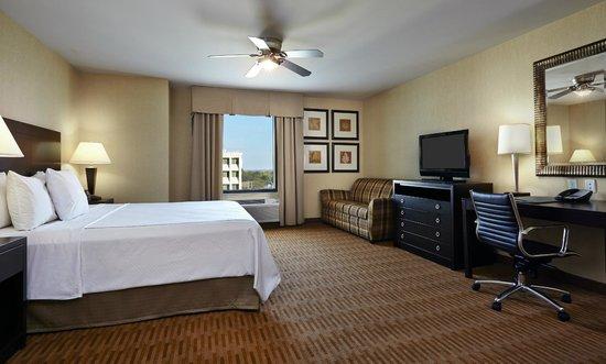 Homewood Suites Silver Spring: King Guestroom
