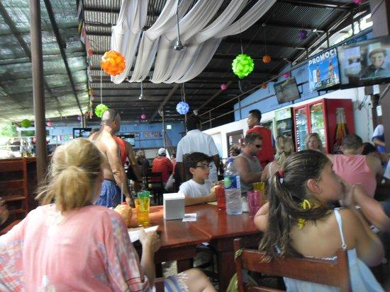 Tiki Coco Place Bar & Restaurante: Tiki Coco