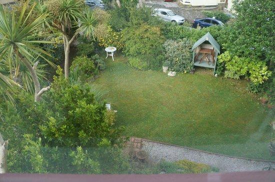 Abbeyfield Hotel: Garden