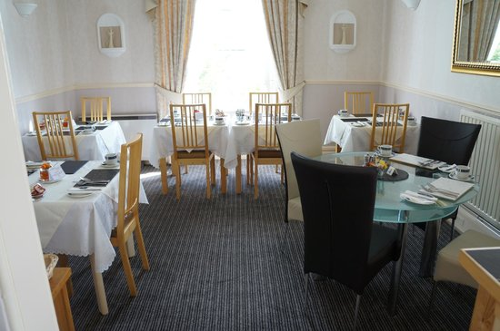 Abbeyfield Hotel: Breakfast Room