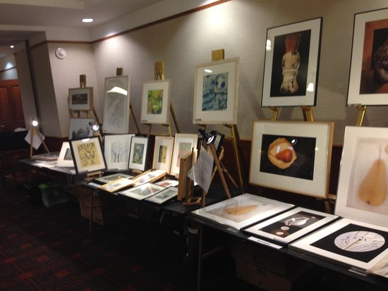 Wired Gallery : Art show at Mohonk Mountain House