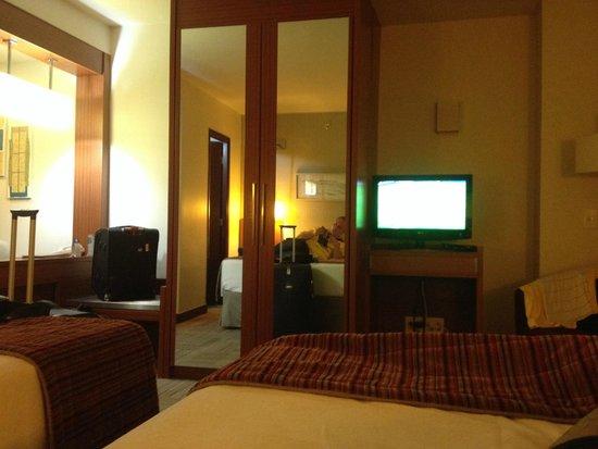 Comfort Suites Brasília: Habitacion 1309