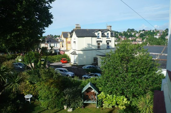 Abbeyfield Hotel: View from Room 2
