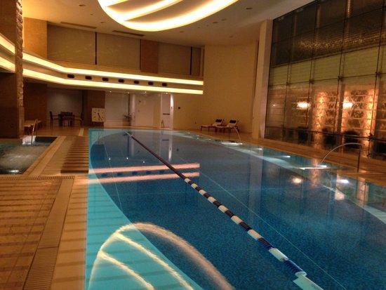 The Peninsula Tokyo : 泳池