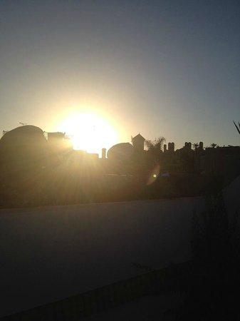 Riad O2 : roof terrace