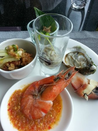 The Okura Prestige Bangkok: Sunday Brunch