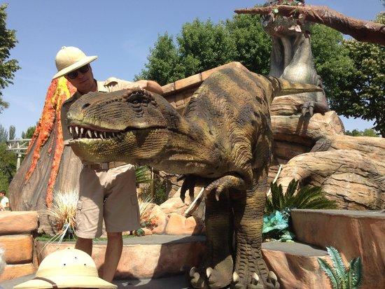 Mirabilandia : Dinoland