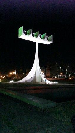 Comfort Suites Brasília : Monumento Brasilia