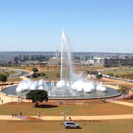 Comfort Suites Brasília: Fuente de Torre de TV