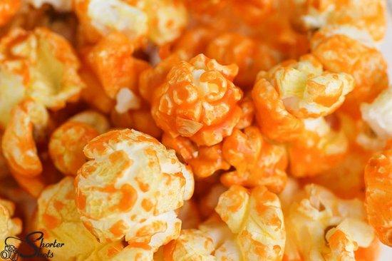Metropolis Popcorn: Buffalo Ranch