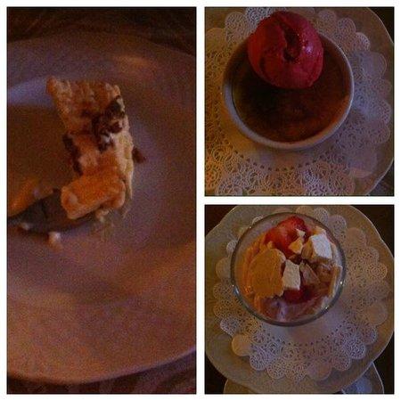 Concertgebouw: Dessert
