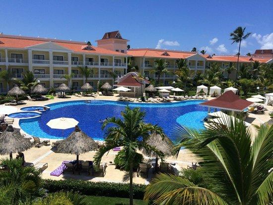Luxury Bahia Principe Esmeralda Don Pablo Collection : View from the room