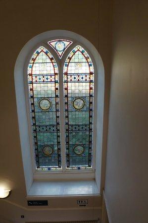 Cockington Court Window