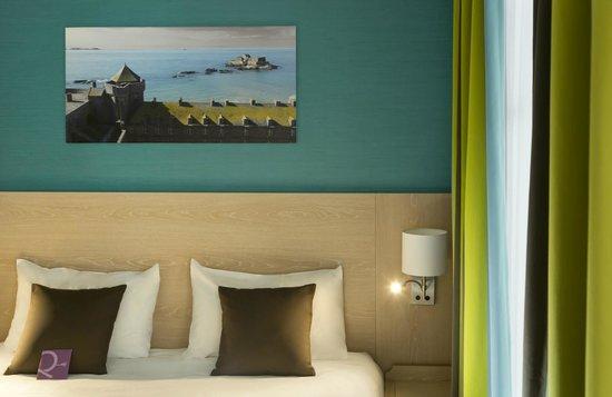 Mercure Saint Malo Front de Mer : Chambre standard