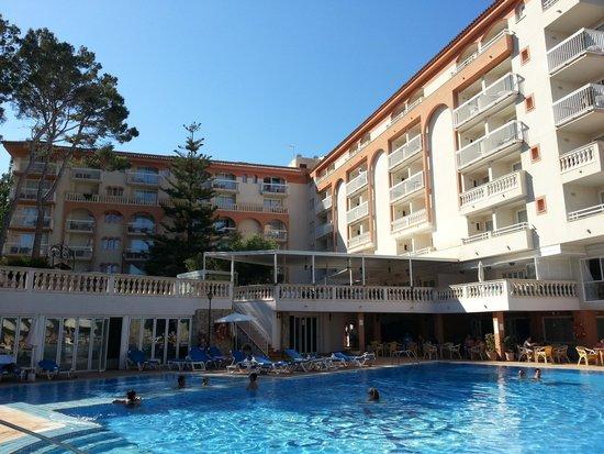 Hotel Canyamel Classic: Ogólny widok