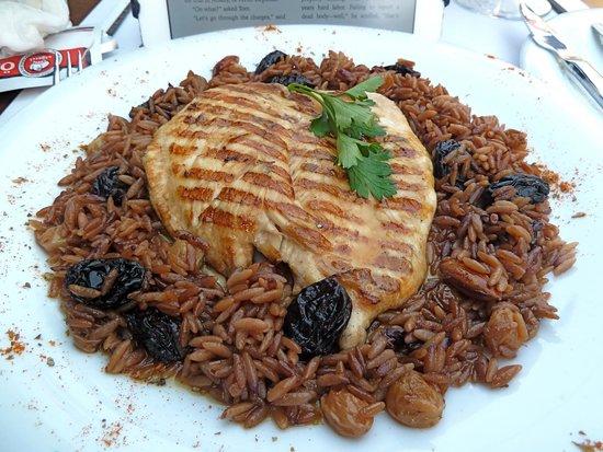 Albura Kathisma dinner
