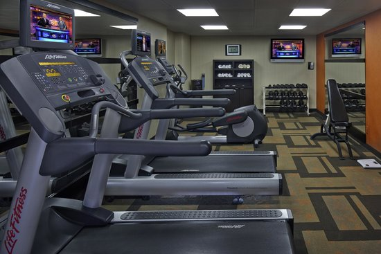 Courtyard Orlando East/UCF Area : Fitness Center