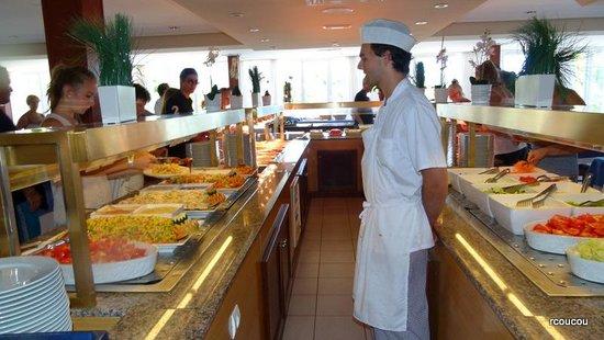 Roc Carolina: comptoir restaurant