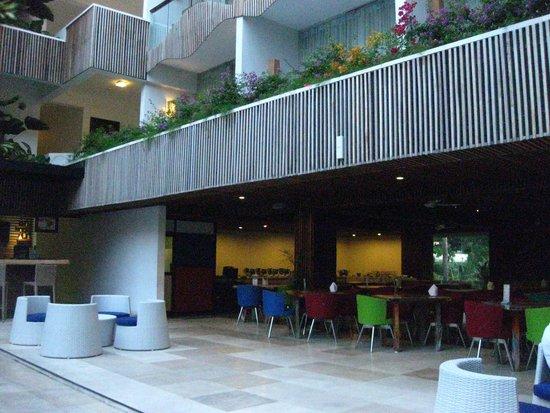 The Bene Hotel: 朝食レストラン