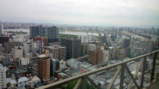 The Westin Osaka : Nice unblocked view