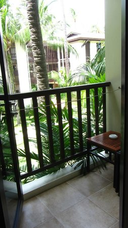 ibis Samui Bophut : Balcony