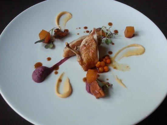 Restaurant La Taniere : La Taniere