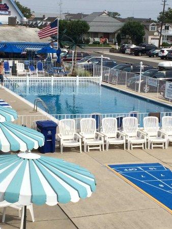 Tangiers Resort Motel: Pool