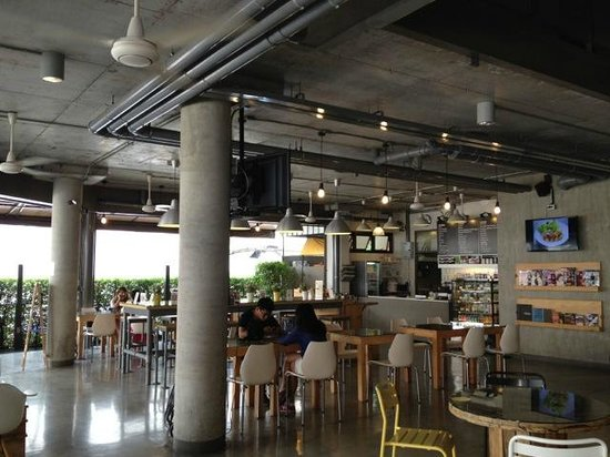The Warehouse Bangkok: Cafe
