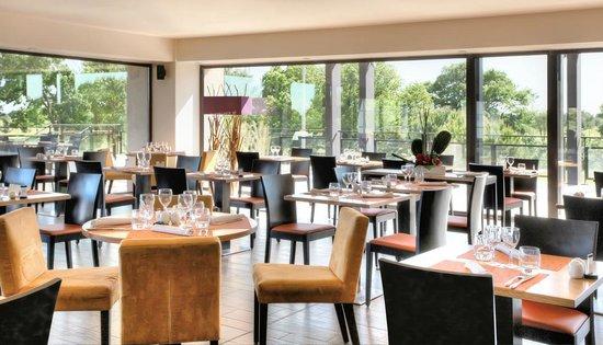 Golf de Montpellier-Massane : Le restaurant