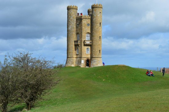 Broadway Tower: The Tower on the hill