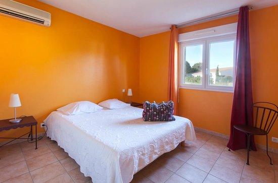 Golf de Montpellier-Massane : Une chambre en appartement